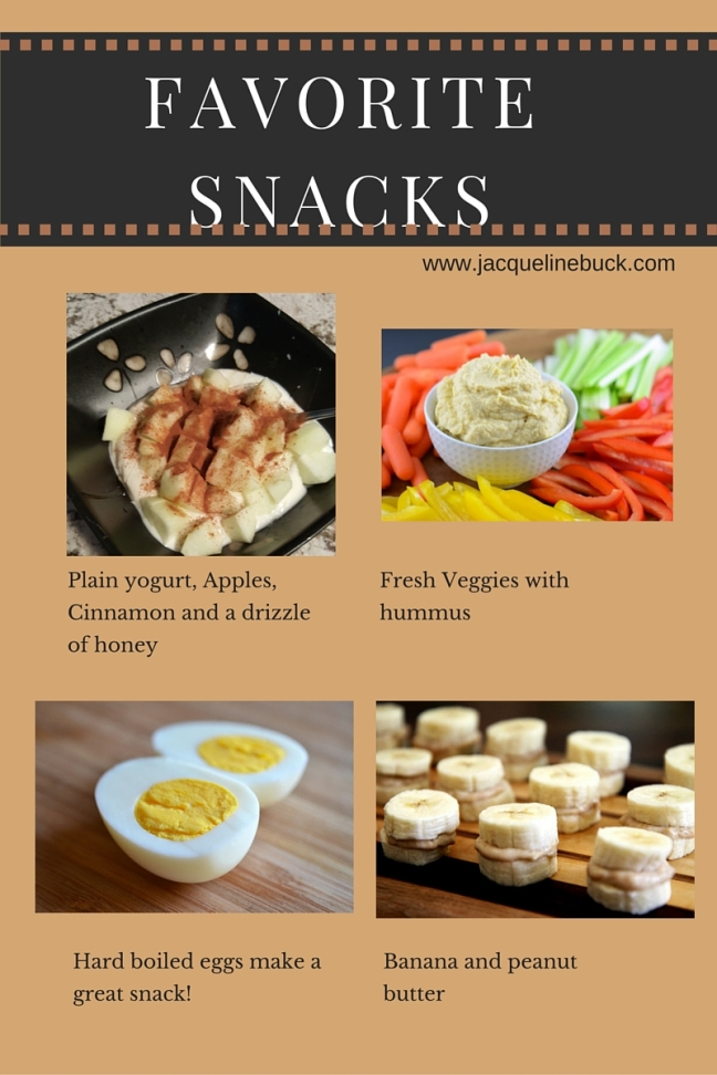 Favorite Snacks (1)